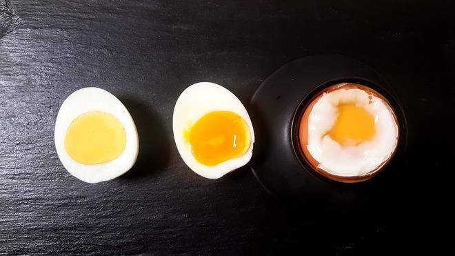 Cuire un oeuf dur, mollet ou à la coque, temps de cuisson et trucs de chefs